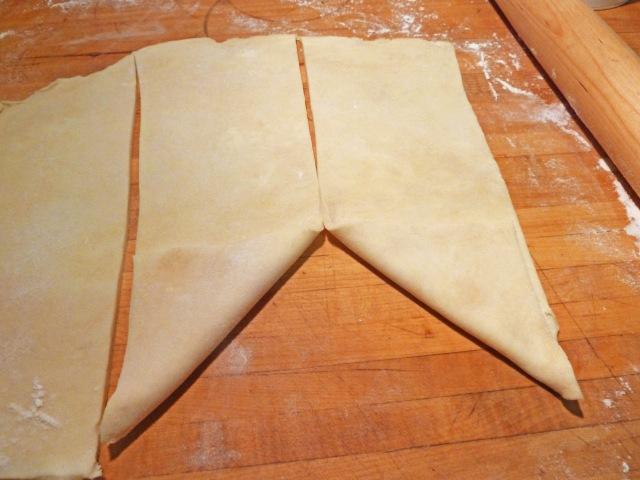 Dough Triangles